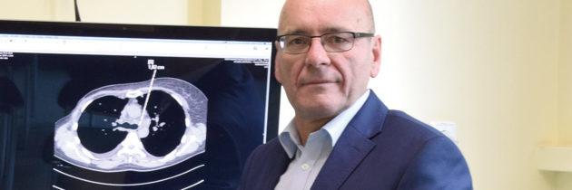 Immunoterapia  to przełom w leczeniu niedrobnokomórkowego raka płuca