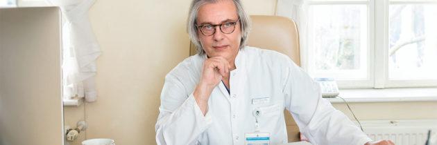 Kompleksowa opieka nad chorymi  na raka gruczołu krokowego
